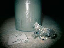 Swarovski Crystal Disney DUMBO Elephant Figurine Exclusive MIB COA  ERV. $260.00