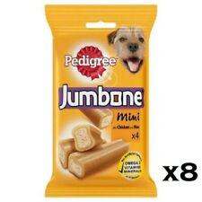 Pedigree Jumbone Mini Chicken and Rice 12-32 dog chews