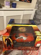 More details for corgi cc96398 captain scarlet spectrum saloon car and cheetah set,die-cast model