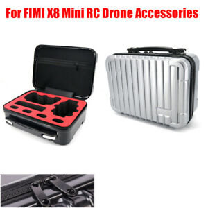 For FIMI X8 Mini RC Drone Carrying Hard Case Storage Box Accessories Waterproof