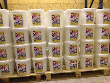 60 Kg Rein (ca 1100 Waschladungen) Waschmittel Waschpulver Tüte