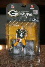 McFarlane 2008 NFL Sportpicks BRETT FAVRE sports figure Sealed New