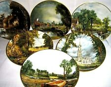 Plates, Plates Crown, Davenport & Other - click Select to view Individual items