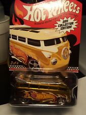 Hot Wheels 2011  Kmart Mail In Volkswagen  T1 Drag Bus