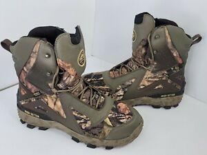 Mens Red Wing Shoe Irish Setter SZ 13 Camo Hunting Boots Waterproof