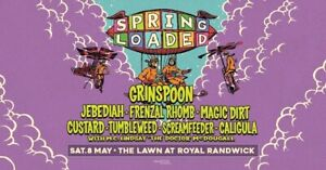 Spring Loaded Tickets x 2