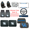 NCAA  Kentucky Wildcats Choose Your Gear Auto Accessories Official Licensed