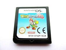 Yoshi's Island Spiel für Nintendo DS, DS Lite, DSi, DSi XL, 3DS Yoshis