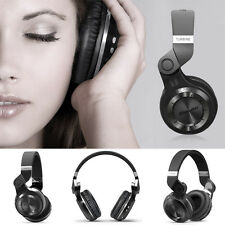 Original Bluedio T2 Turbine Wireless Bluetooth 4.1 HiFi Stereo Headphone Headset
