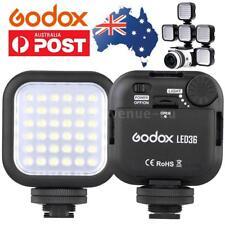 Godox 36 LED LED36 Video Light Panel Fill Lamp for DSLR Camera Camcorder DV