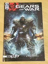 Gears Of War Hivebusters #4 Rare 2019 IDW Comic VFN (RAWcomicsUK)