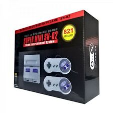 HDMI Classic Edition Console Mini Retro Built-in 821 HD QUALITY GAMES OLD SCHOOL