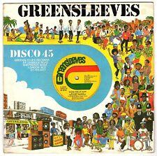 "MICHAEL PROPHET-boom him up now   greensleeves    12""   (hear)    reggae"