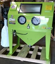 BB-1050XLD BLASTERS SAND BLAST CABINET ABRASIVE BLASTER MADE USA ALL WELDED
