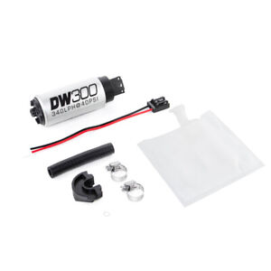 DeatschWerks 340 LPH In-Tank Fuel Pump Install For 97-07 WRX/STi 93-07 Impreza