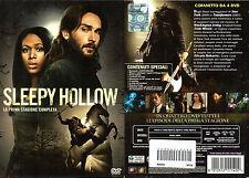 SLEEPY HOLLOW - LA PRIMA STAGIONE COMPLETA (1) - BOX 4 DVD (OTTIME CONDIZIONI)