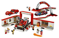LEGO Speed Champions 75889 Ferrari Ultimative Garage - Neu & OVP