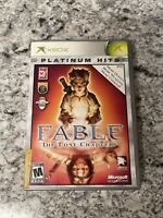 Fable: The Lost Chapters (Platinum Hits) (Microsoft Xbox )