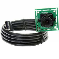 0.3MP 32x32mm/26x26mm VGA USB Camera Module 6mm Lens 640x480P USB2.0 Web camera
