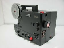 EUMIG S 903  Projecteur de Film Super 8 mm  + 2 bobines  ( a rénover ou pièces )