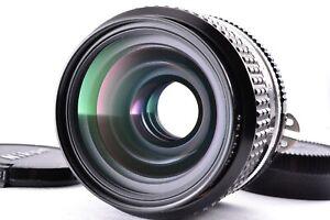 N Mint+++++ Nikon Nikkor Ai-s 35mm f/2 Wide Angle Prime Lens SLR MF F From Japan