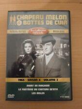 DVD - CHAPEAU MELON ET BOTTES DE CUIR - 1965 - SAISON 4 - VOLUME 2 - réf D8