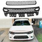 For 15-20 Dodge Charger SRT/Scat Pack/ Daytona Hellcat Upper Lower Grille Bezels  for sale