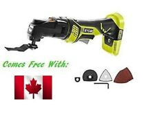 New Ryobi P340 ONE Plus 18V JobPlus with Multi-Tool and Attachments