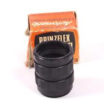 PRINZFLEX AUTO EXTENSION TUBES Pentax-S / P42 / M42 Screw Mount - 3-piece set