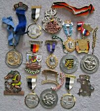 Vintage 3 Pounds of 1970s - 80s GERMAN NAVY Sembach AFB Leopard Tank Medals