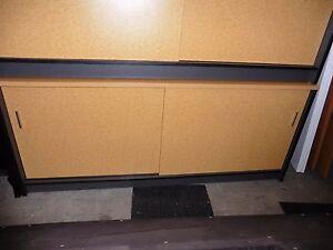 OFFICE 1800MM SLIDING DOOR CREDENZA BRISBANE