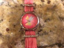 Disney TINKERBELL PINK MU1187 watch