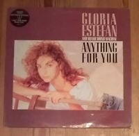 2 x Gloria Estefan ‎Vinyl LP Albums 33rpm – Anything For You + Cuts both Ways