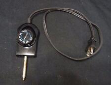 PRESTO Model 0690005 auto heat POWER CORD control plug electric skillet griddle
