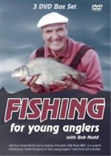 Fishing for Young Anglers DVD NEW