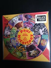 """PAUL McCARTNEY A home tonight /In a hurry LTD PICTURE RSD BLACK FRIDAY ED 7"""""""