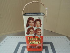 Vintage Whitman Lennon Sisters Stand-up Doll Kit Lawrence Welk TV Show No. 4718