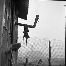 Paysage Urbain Paris c. 1950 - Négatif 6 x 6 - 4