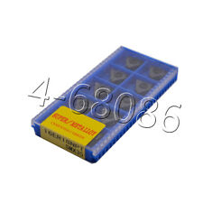 10pcs 11 IR A55 carbide inserts SUPER//METALLOY A55= 0.5-1.75mm