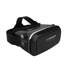 VR Shinecon 2.0 Virtual Reality Smarphone 3D Glasses + BT Controller **New**