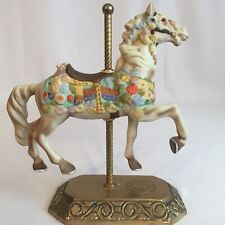 Carousel Memories Willitts Limited Edition Americana Collection Horse