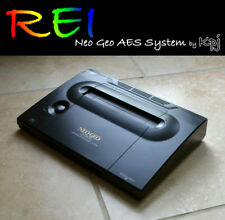 REI Neo Geo AES System/Console • HDTV Component, S-Video, Stereo, UniBios + SNK