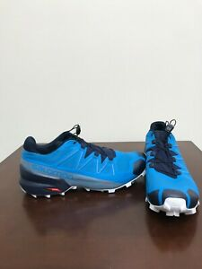 Men's Salomon Speedcross 5 GTX Shoes Size 10.