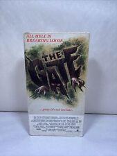 The Gate vhs Vestron Video 1987 Stephen Dorff Ex Rental Vintage Horror Cult