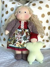 Waldorf Doll with Baby Doll