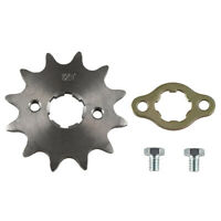 20mm 12T Front Sprocket 520 Chain To Yamaha Honda Pit Dirt Quad Bike ATV Go Kart