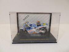 1/12 HONDA NSR 500 VALENTINO ROSSI GP MUGELLO 2001 DIRTY VERSION by MINICHAMPS