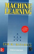 New-Machine Learning by Tom M. Mitchell 1ed-International Edition