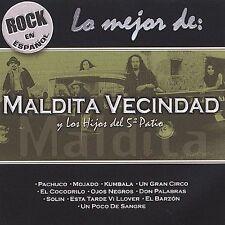 Rock en Espanol: Lo Mejor de Maldita Vecindad by Maldita Vecindad Disc Only