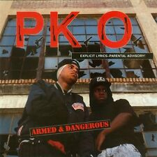 P.K.O. cd Armed & Dangerous NEW Sealed TEXAS G-FUNK Long box KOTTONMOUTH DJ PKO